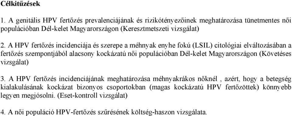 genitális hpv definíció)
