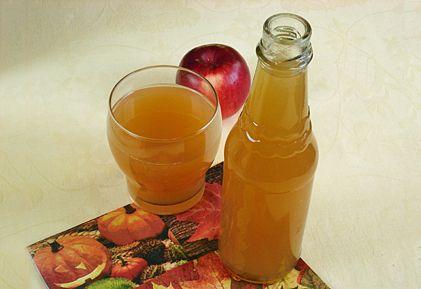 méregtelenítő almalé)