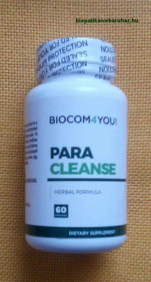 Természetes gyógymód paraziták ellen