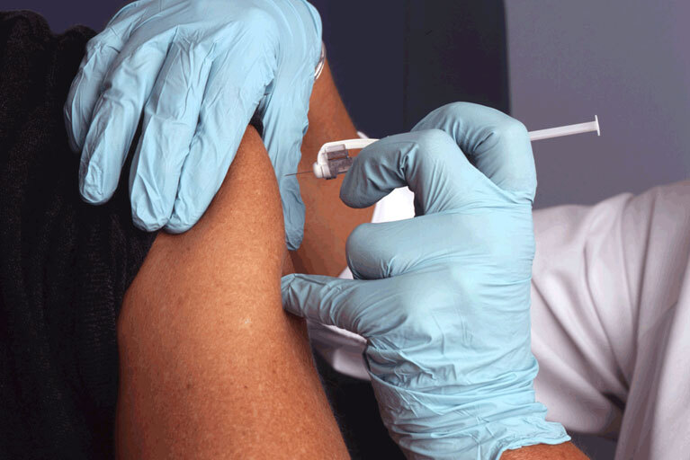 hpv impfung warzen