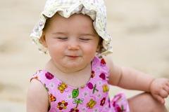 a gyermek szemében, ha hasi fájdalmat okozó rák