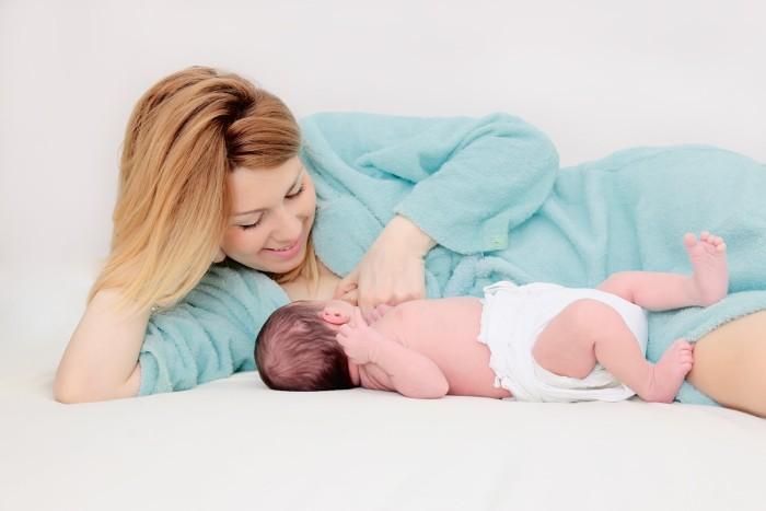 a test méregtelenítése a szoptatás során