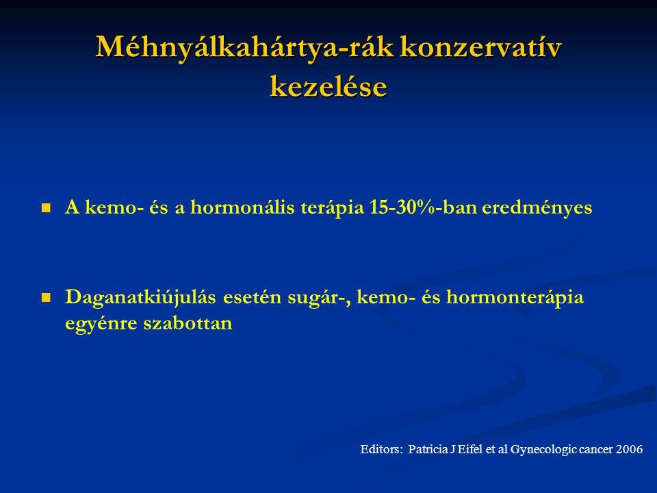 endometrium rák hormonterápia eszközök az emberi test parazitáktól való megtisztítására