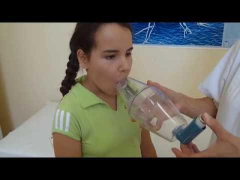 Asztmás paraziták kezelése