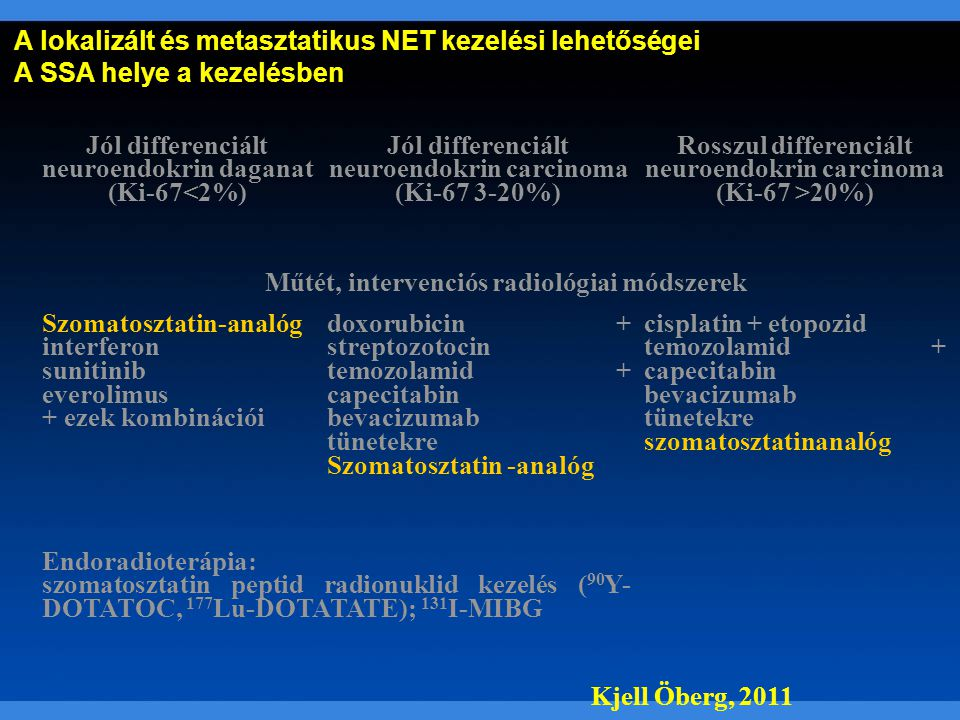 neuroendokrin rák tünetek nélkül