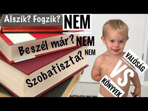 féregtünetek a gyermekek kezelésében)