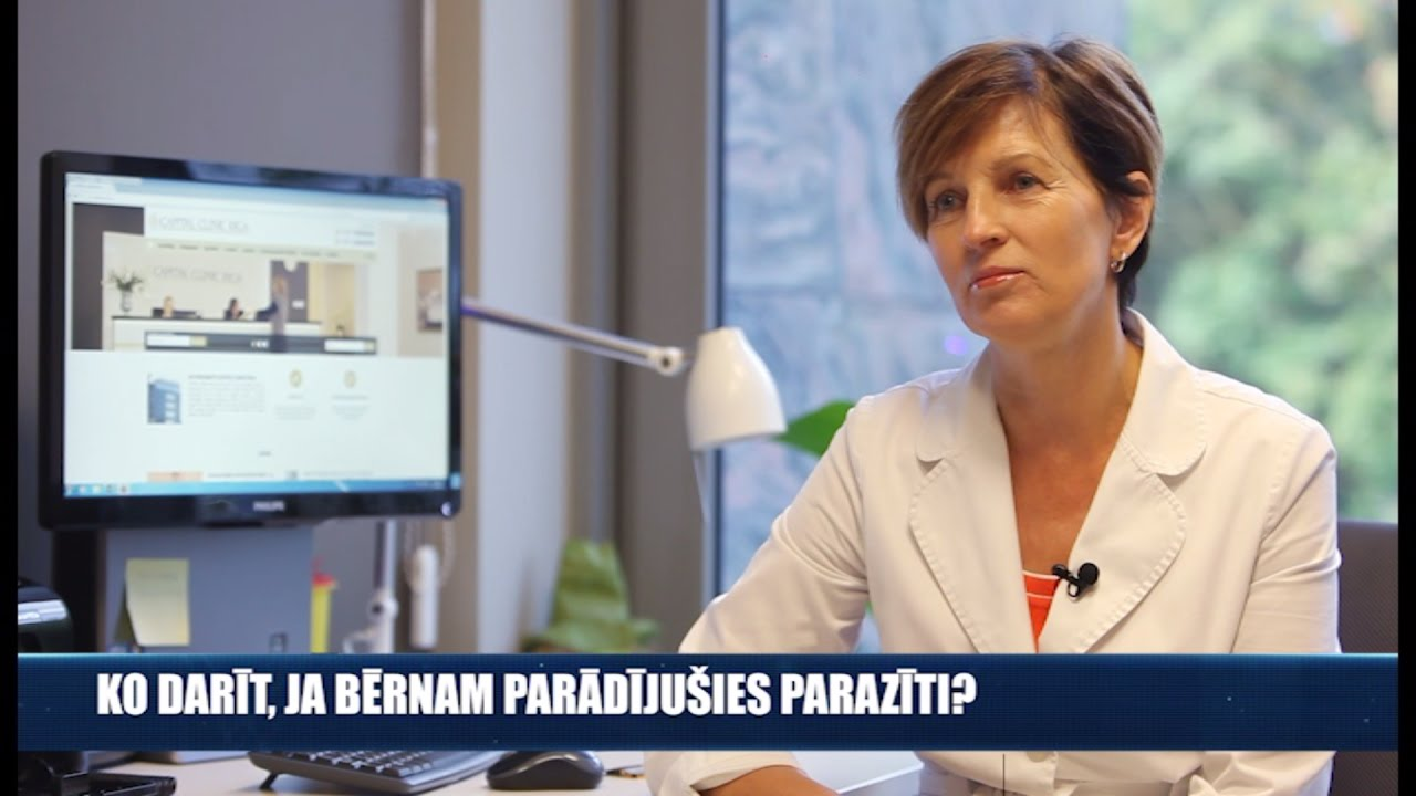 biohelmintus teniosis)