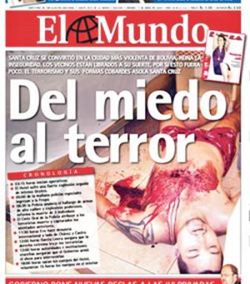 orális rák Bolíviában)