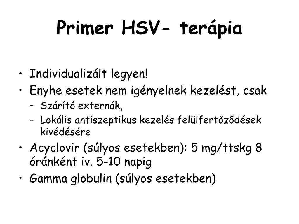 acyclovir hpv kezelés)
