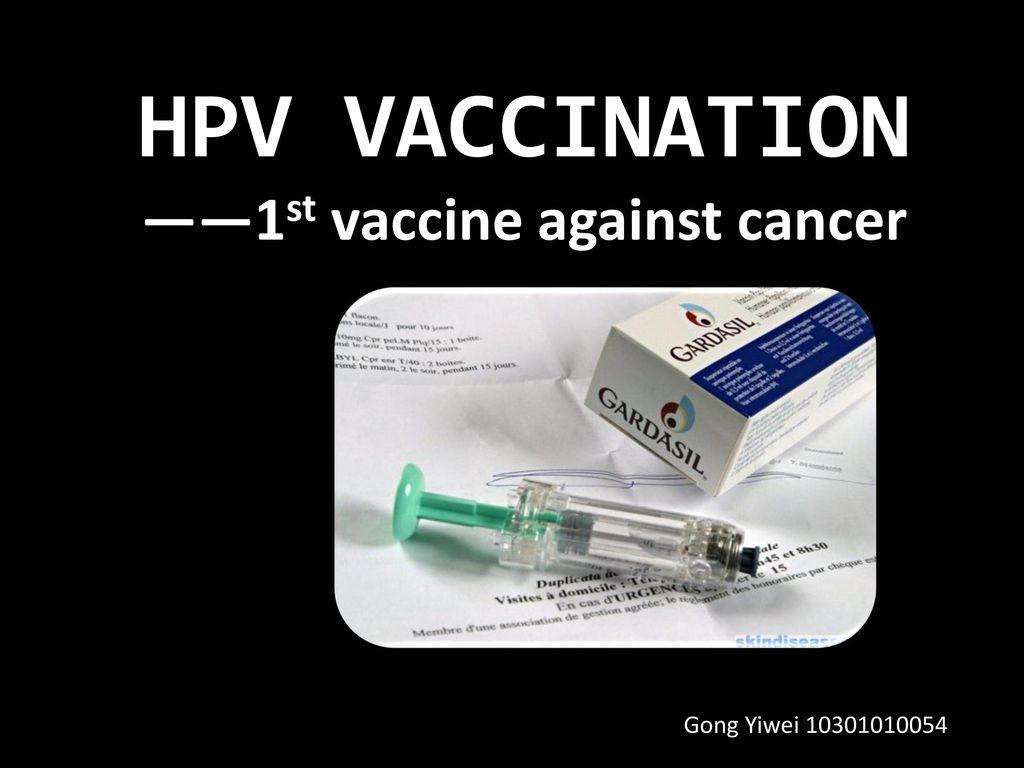 gardasil és papillomavírus