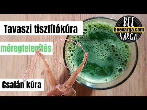 test méregtelenítő kezelés)