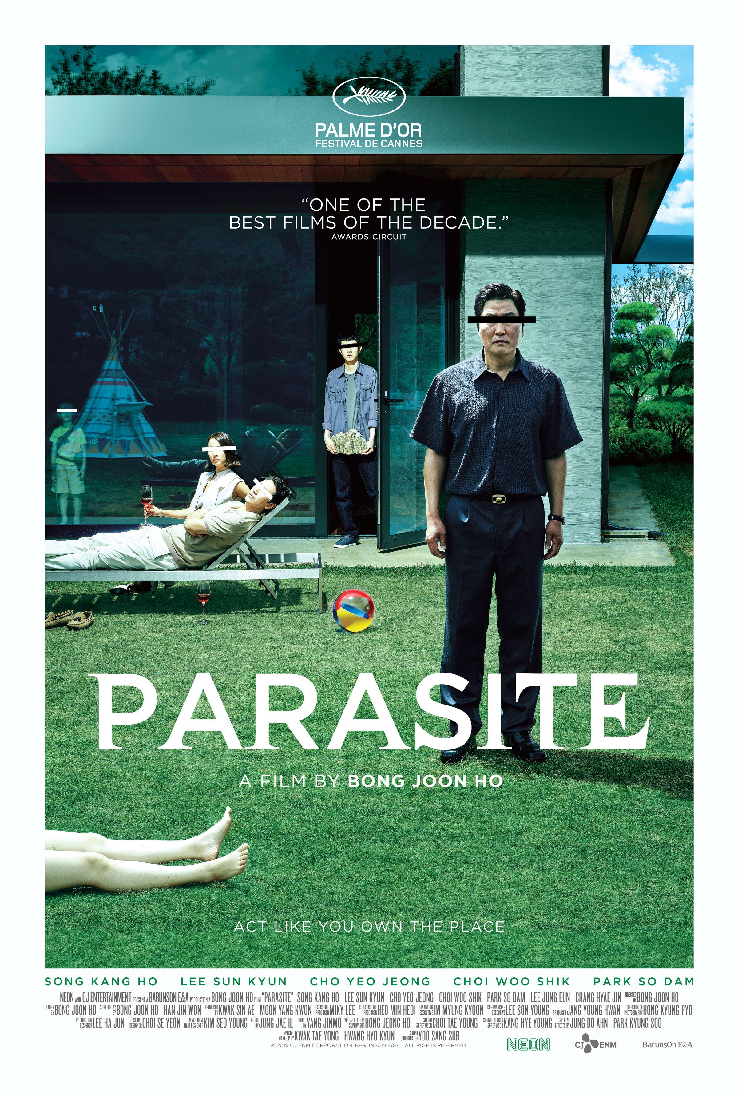 Thriller paraziták