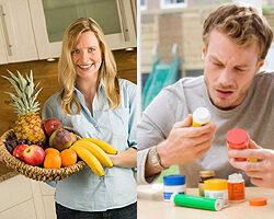 a vitamint féregpasztában szolgálják fel